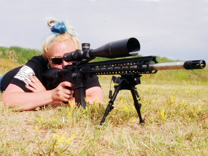 Taking the .224 Valkyrie Beyond 1200 Yards