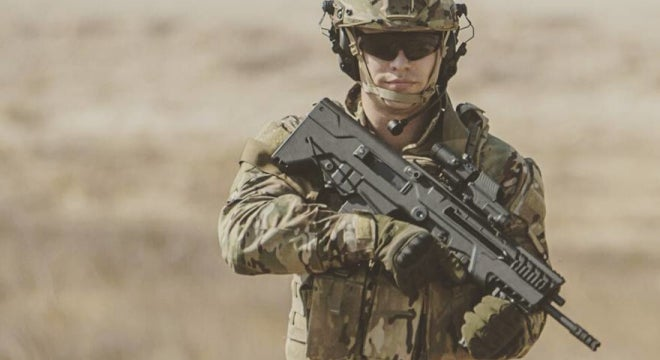IWI Announces Tavor Bullpup in 7.62