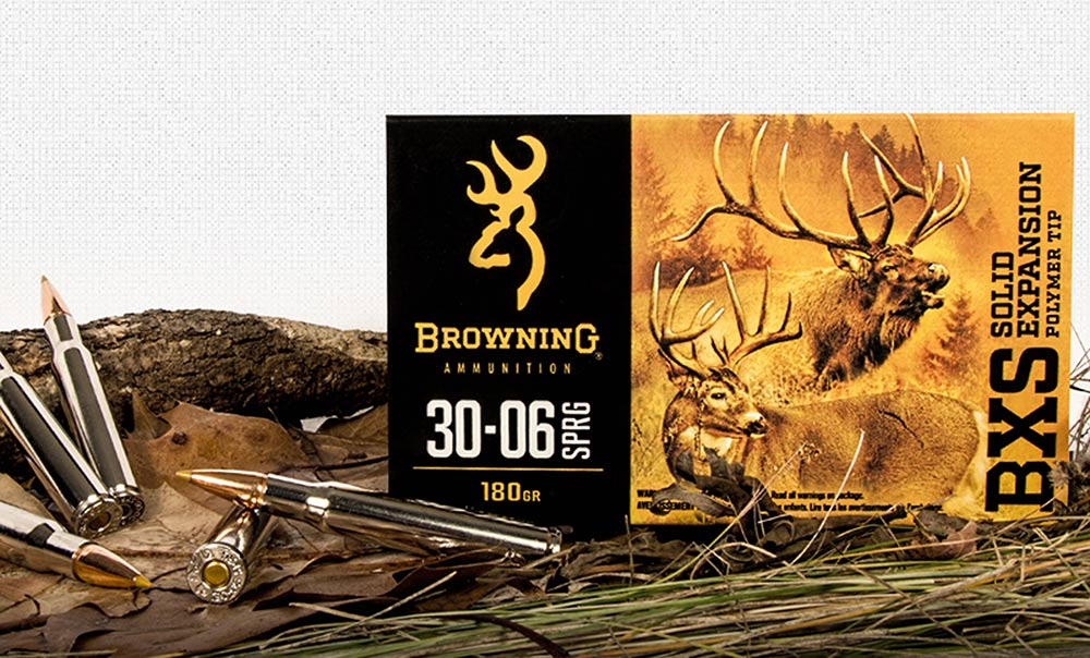 Browning BXS Solid Expansion