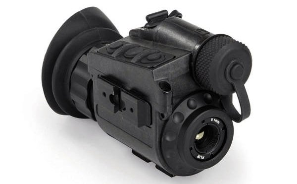 FLIR Breach PTQ136 Multifunctional Thermal Monocular is a new, super-light and extremely portable.