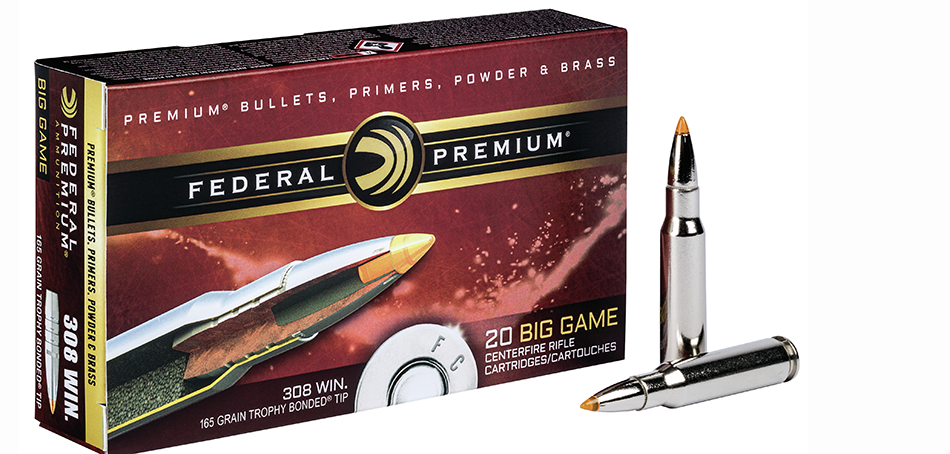 The .308 is still a revered hunting cartridge, with modern loads pushing it to its limits for big game.