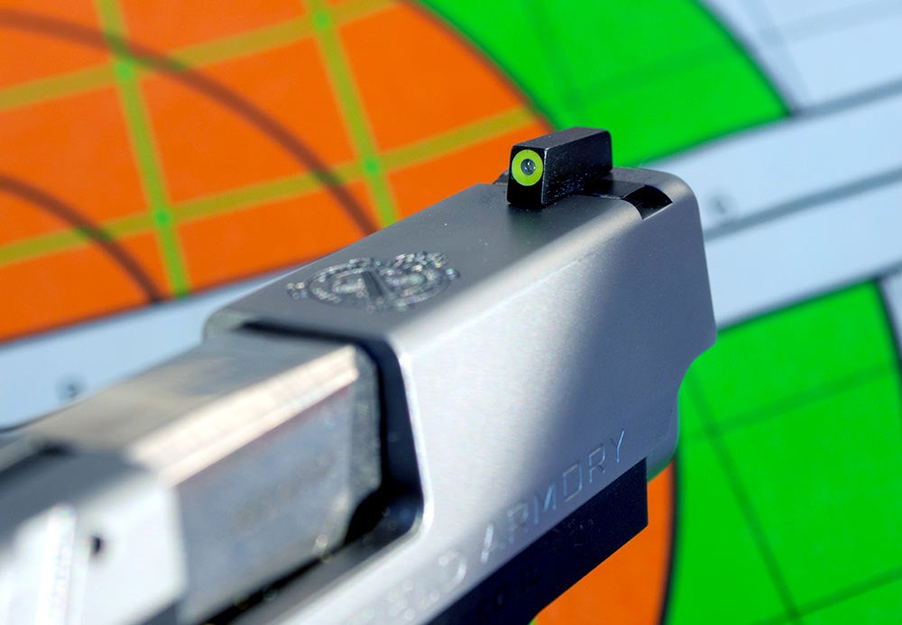 springfield armory 911 front sight