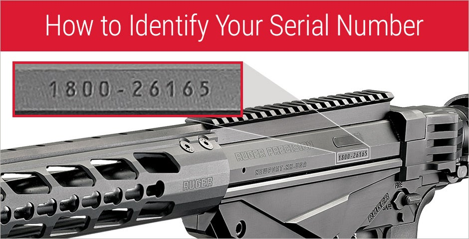 Safety Bulletin Issued for Ruger Precision Rifle