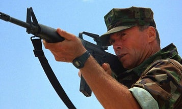 Guns of Clint Eastwood Movies 1983-1990