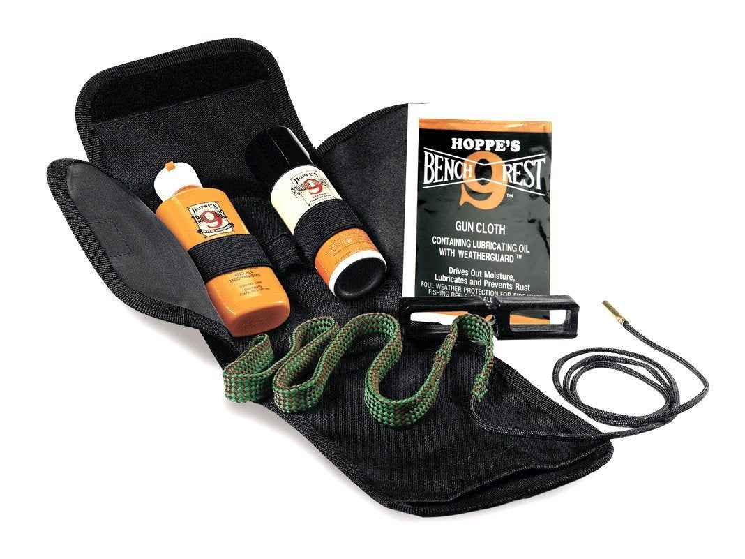 It's hard to go wrong gifting a Hoppe's BoreSnake Pistol Cleaning Kit.