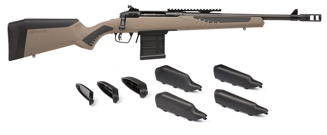 Savage Drops Line of New Model 110 Rifles with AccuFit System