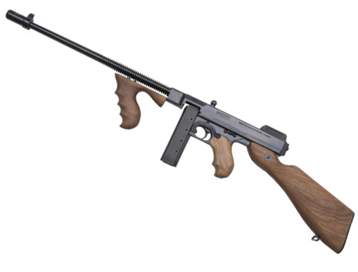 The First Tommy Gun in 9mm: Coming to the Range