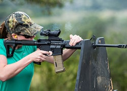 Gentlemen, Chamber Your Rifles: VIR Holds First Shooting Competition