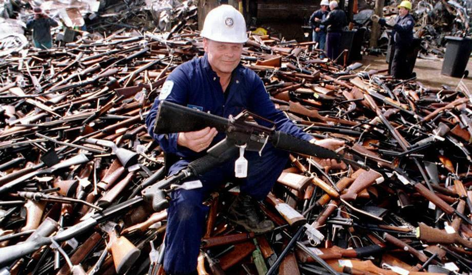 Aussie Solution to Terrorism: Turn in Guns