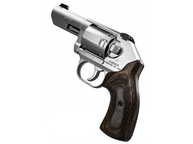 The Kimber K6 Stainless 3-Inch.