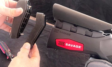 Savage's New AccuFit Stock: Range Day Report