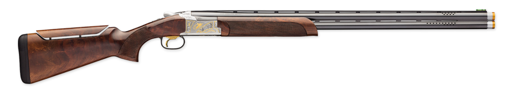 the new Citori 725 Sporting Golden Clays Sporting Clays over and under shotgun