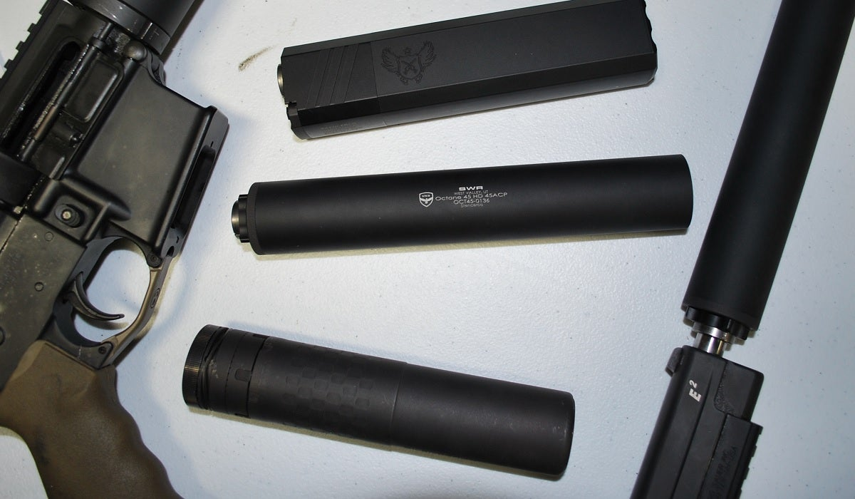All-New Legislation Paves the Way for Suppressors