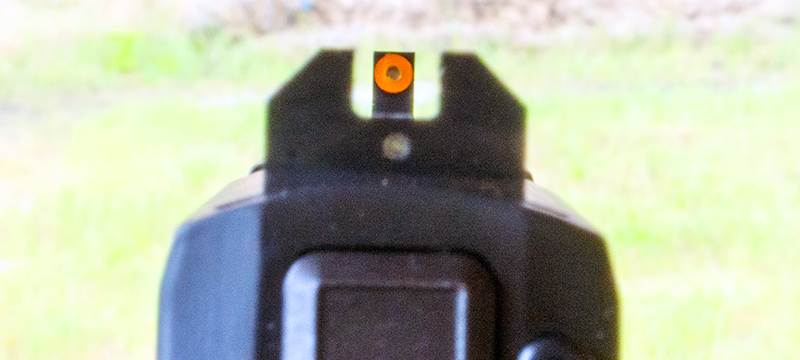 New XS F8 Night Sights: Precise and Fast
