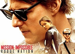 The Guns of Mission: Impossible—Rogue Nation