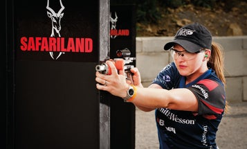 How an Action-Pistol Champ Manages Recoil