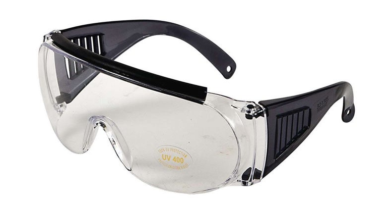Allen Company Over Shooting and Safety glasses