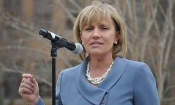 NJ Gov. Candidate Can Carry Concealed. But You? She's Not Talking