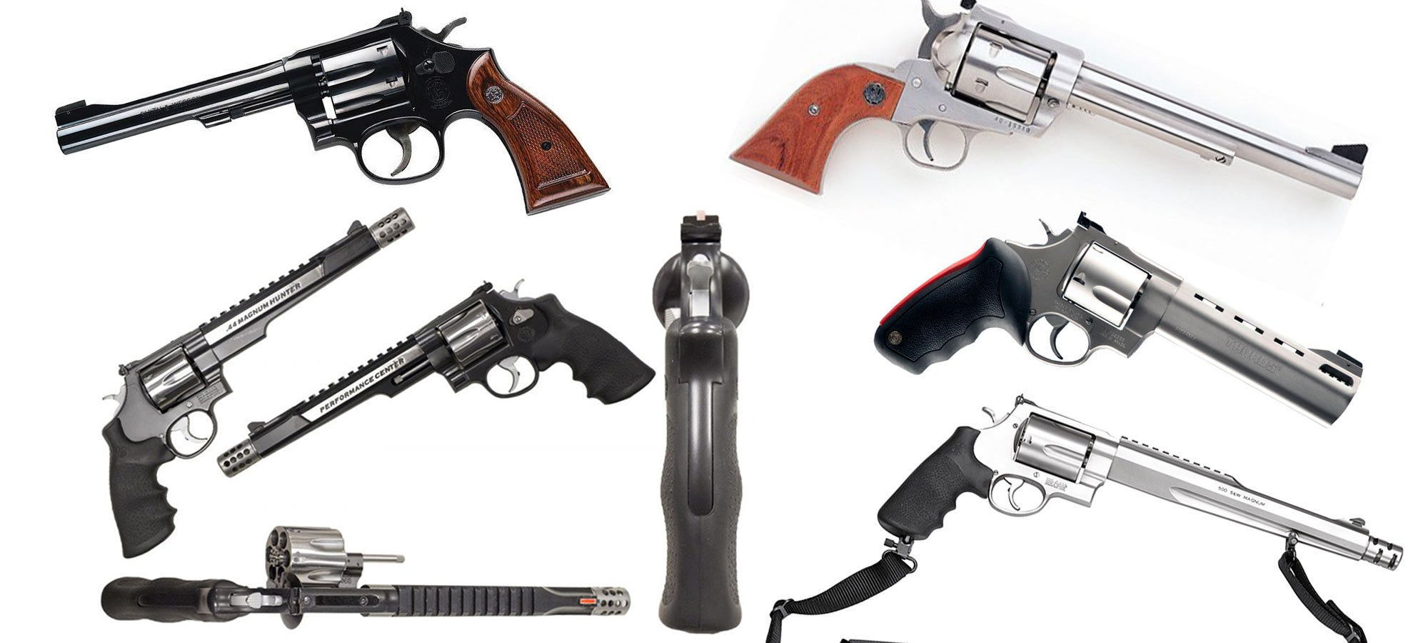 the best hunting handguns