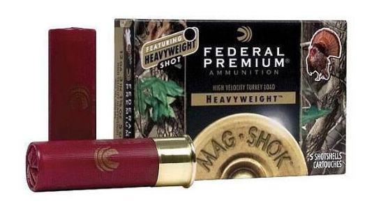 Federal Premium Heavyweight shotshells: As the name suggests, a premium non-toxic shotshell designed specific for turkey hunters; however, this federally-approved non-toxic also has applications for w