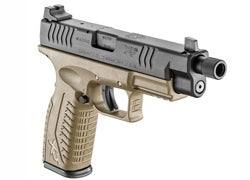 Springfield Introduces XD(M) with Threaded Barrel