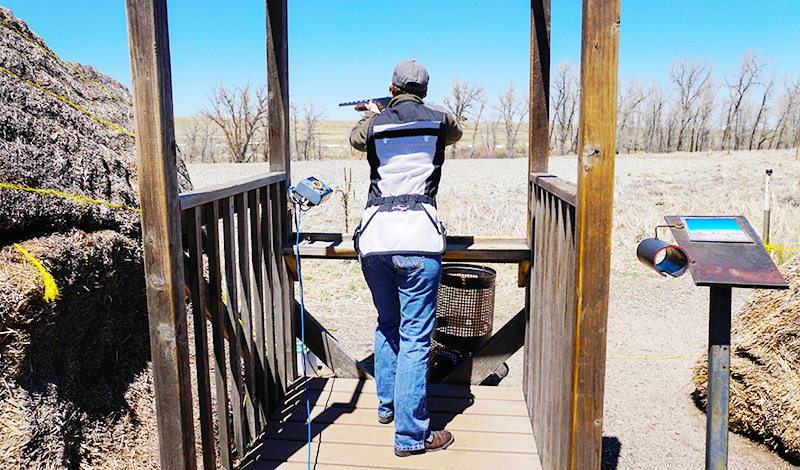 It's important to have a stable foundation and proper shooting position to improve accuracy when shooting.