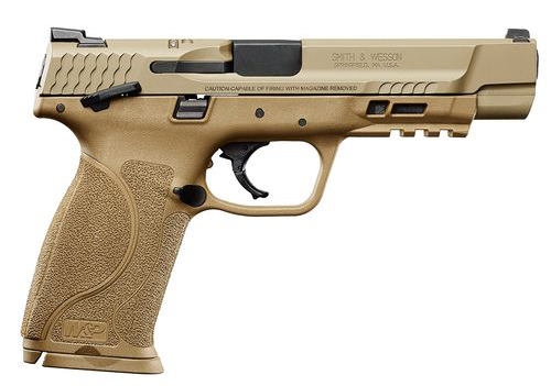 Gun Review: Smith & Wesson M&P M2.0