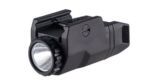 The Inforce APLc is the company's lightweight pistol-sized gun light.