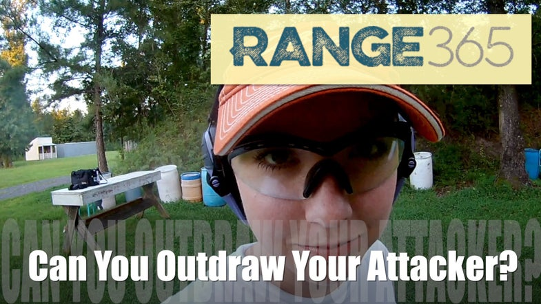 Can You Outdraw an Attacker?