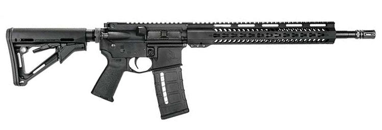 The Taurus T4SA is the company's first step out of the pistol and revolver world.
