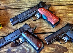 The Perfect-Carry 1911: Pistol Test