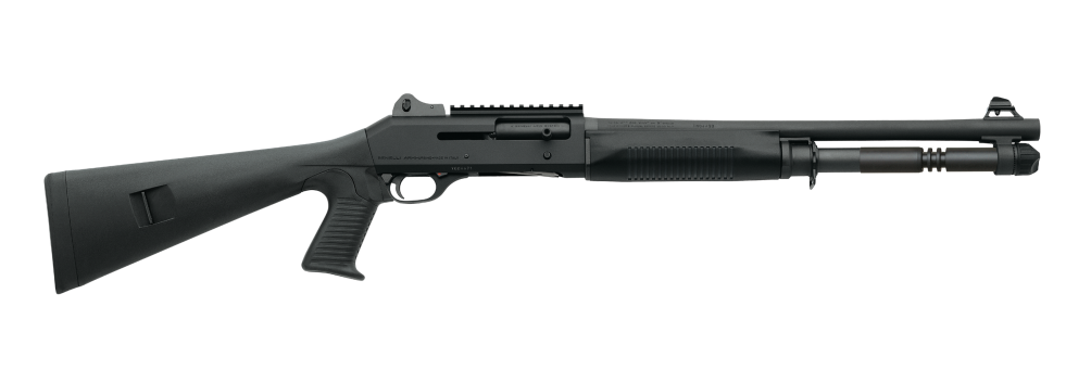 The Benelli M4, choice of the USMC.