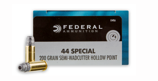 Elmer Keith started writing about his experiments with different loads based on the .44 Special cartridge in the 1950s, which eventually led to the development of the .44 Magnum cartridge by Remington
