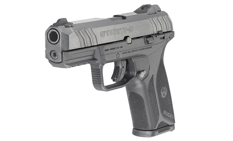 The new Security-9 from Ruger is a compact, lightweight 9mm designed to be an inexpensive option for self-defense and concealed carry.