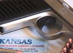 Concealed Carry In Kansas: New Law Takes Effect July 1