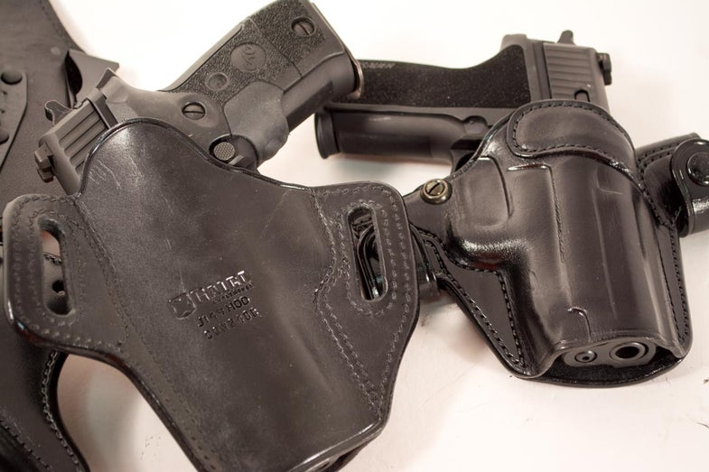 12 Holster Choices for Concealed Carry