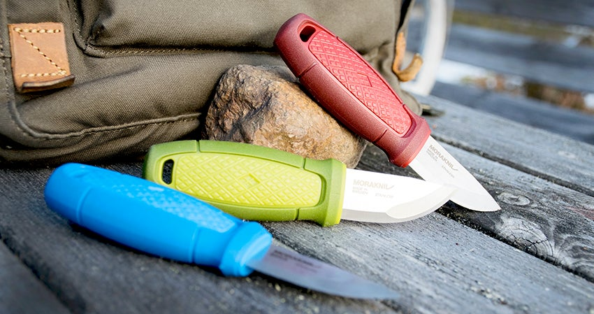 The Eldris Limited Edition 2018 from Morakniv is a great blade choice for the moms in your life.
