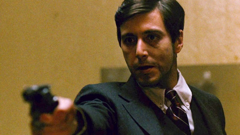 Guns of The Godfather Part I (1972)