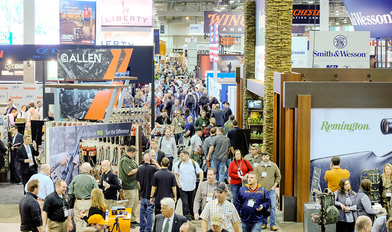 What It's Like to Go to SHOT Show
