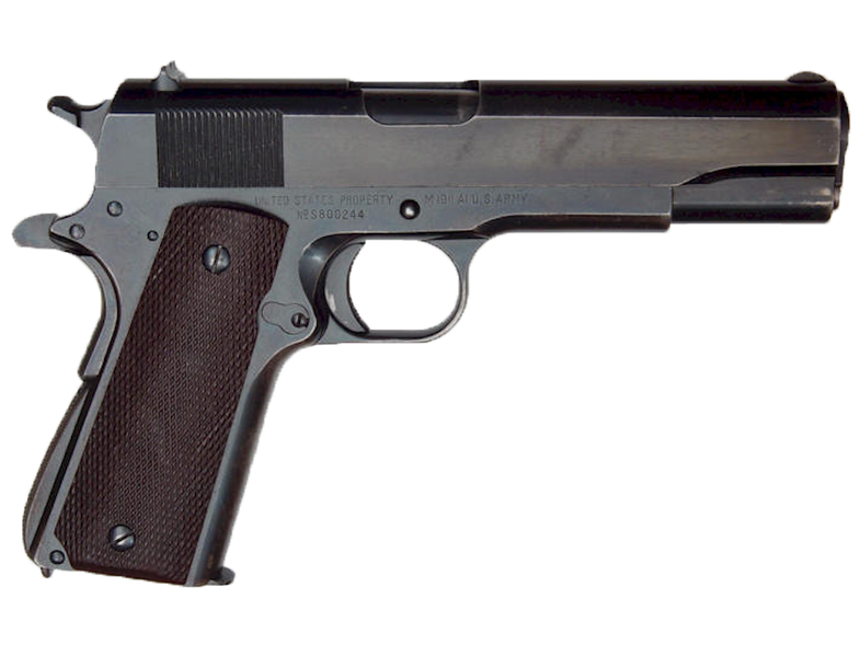 How to Buy a CMP Surplus 1911