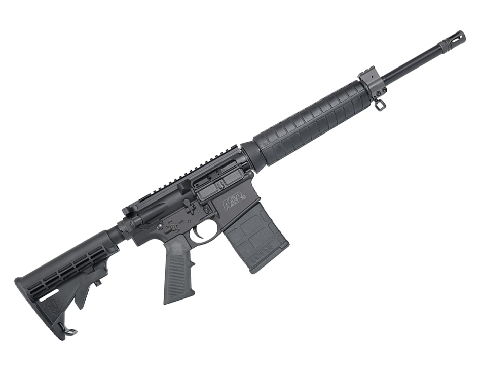New .308 AR From S&W Is Ready for Defense, Hunting