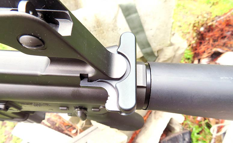 brownell retro XM16e1's charging handle