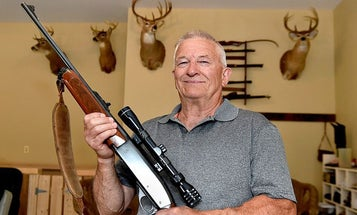 Veteran's Guns Seized in NY Because of Medical Mistake