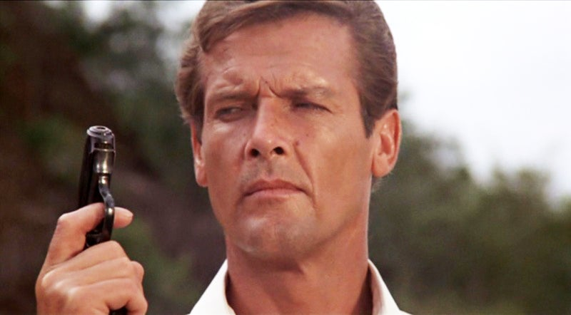 The Guns of James Bond: Roger Moore