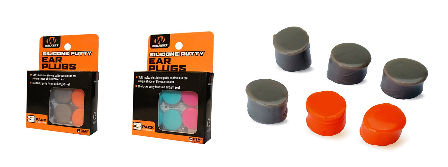 Walkers Game Ear Silicon Putty