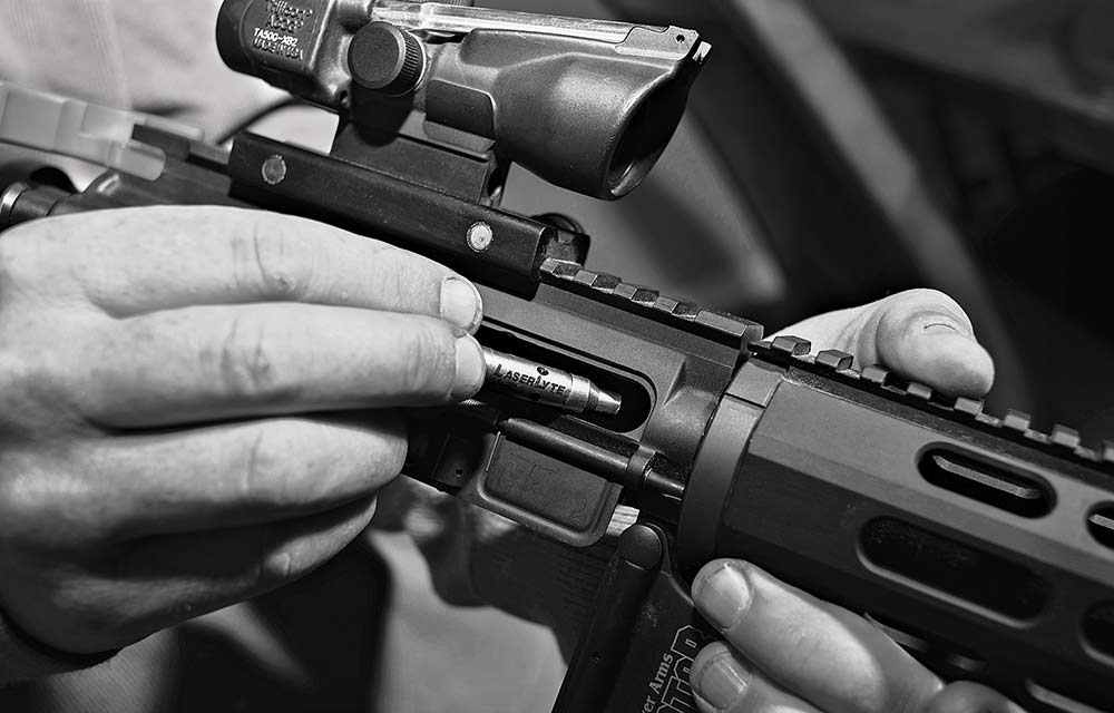 laser lyte shooting drill