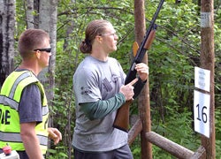 Green Bay Packers Hit the Clays Range
