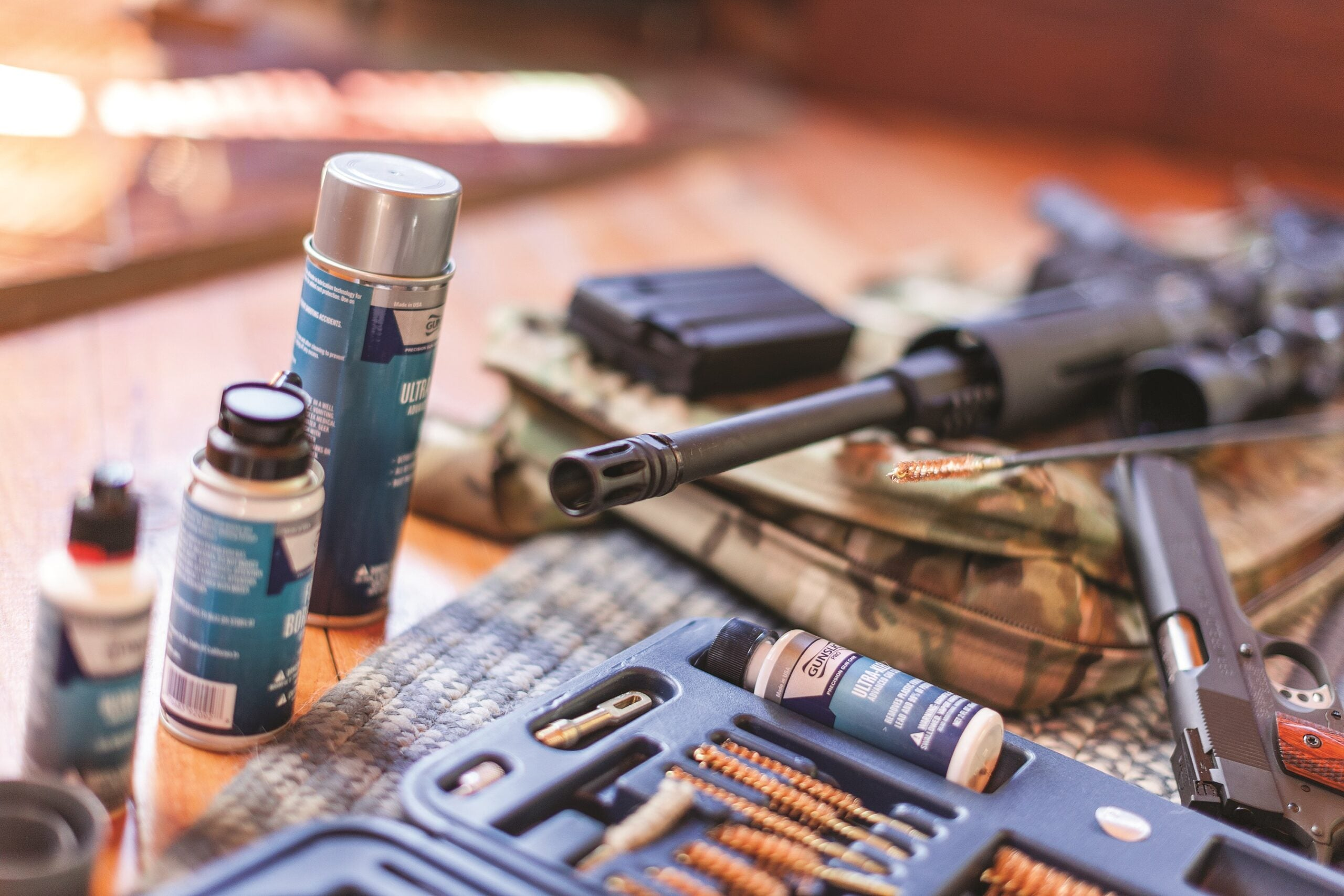 The Gun-Cleaning Gear Everyone Needs