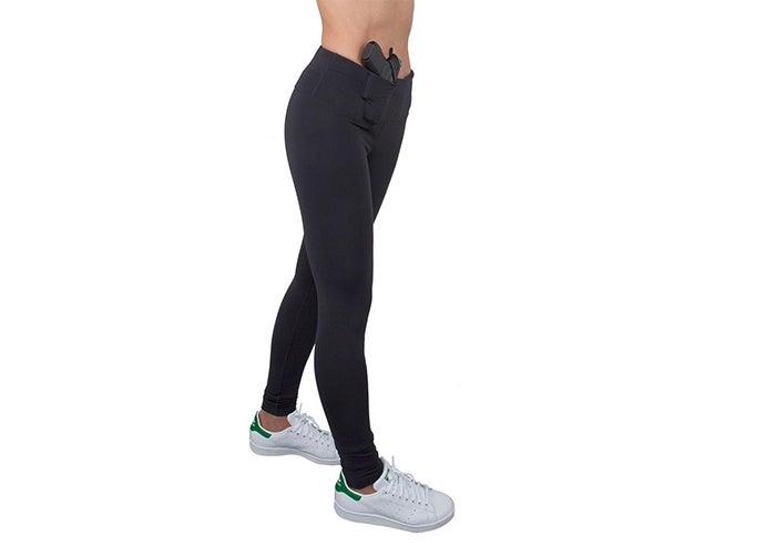 Concealment leggings from Under Tech.
