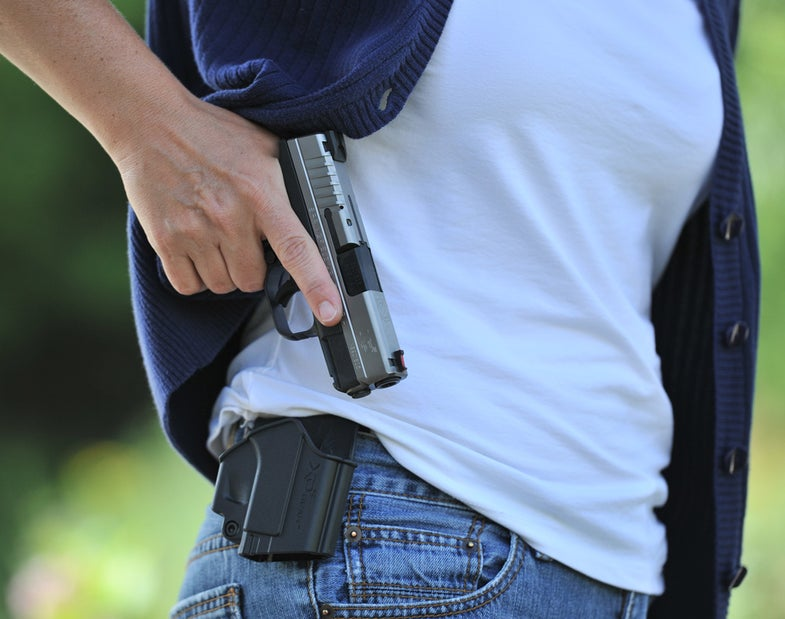 Study: Concealed Carry Permit Holders are Safer Drivers